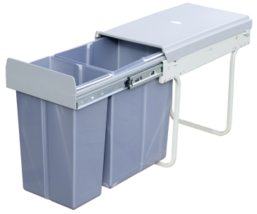Mini cargo bin for 300mm unit
